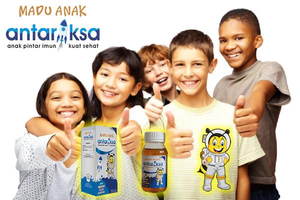 anak suka obat batuk kering madu antariksa