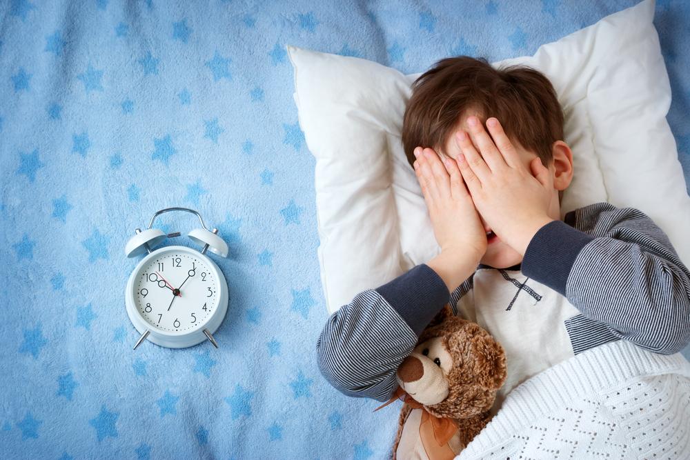 Anak susah tidur 1